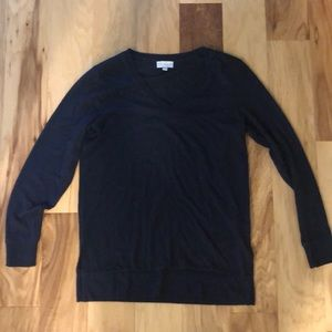 Lucky Brand long sleeve sweater
